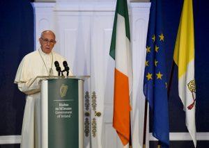 On the rise and fall of the Irish Catholic Church