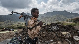 War in Tigray: when words are not enough …